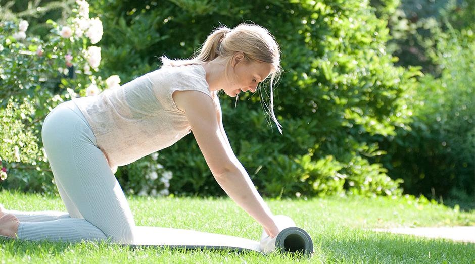 Beckenboden muskel trainieren
