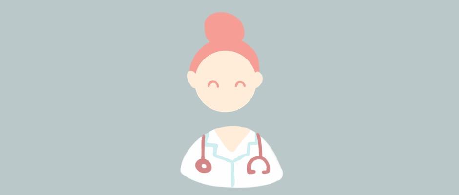 Möchtest du dir bei Blasenschwäche Hilfe holen, unterstützt dich dein Arzt.