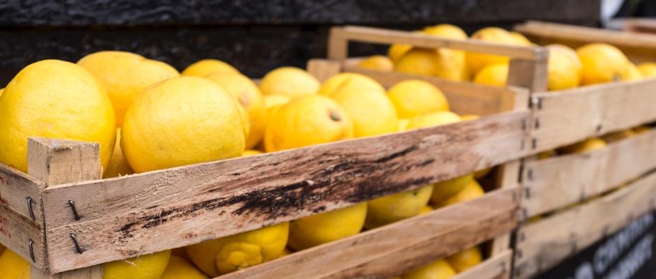 Gebärmutterentfernung - wenn dir das Leben Zitronen gibt