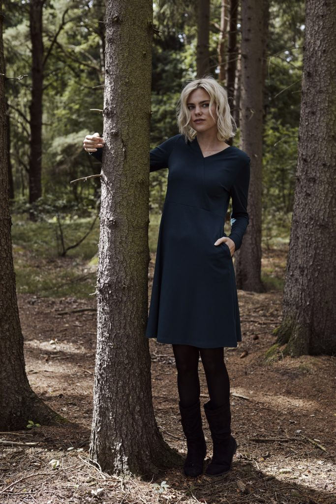 Blasenschwäche Modetipp Kleid