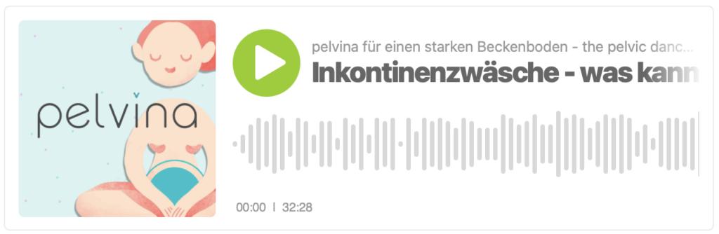 Podcast Interview mit Ida's Place - Inkontinenzwäsche