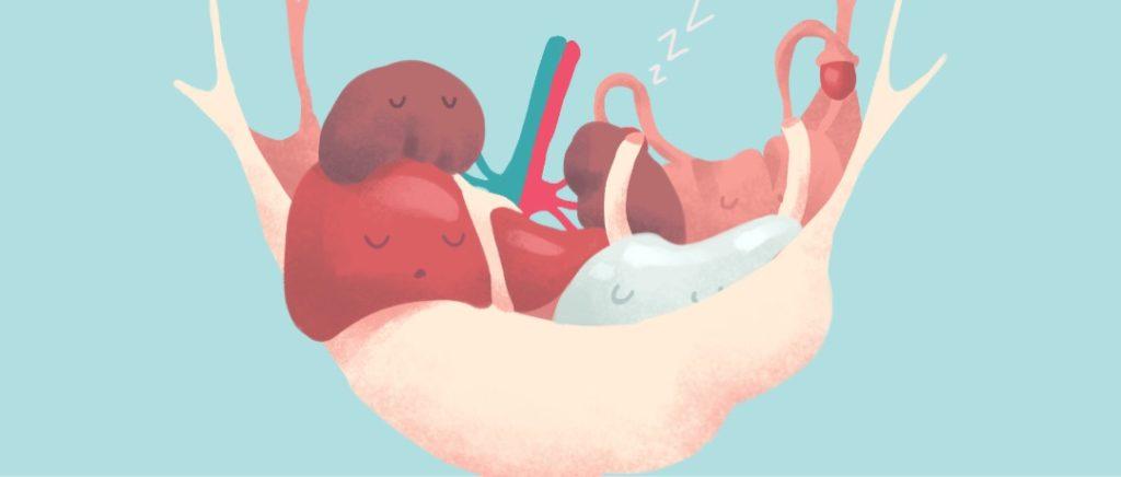 Nach gebärmutterentfernung orgasmus Wann baden