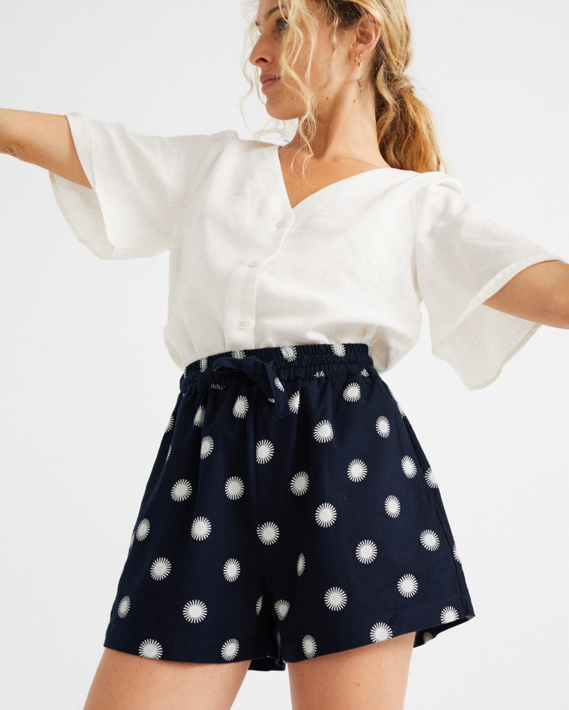 Blasenschwäche Modetipp kurze Hose