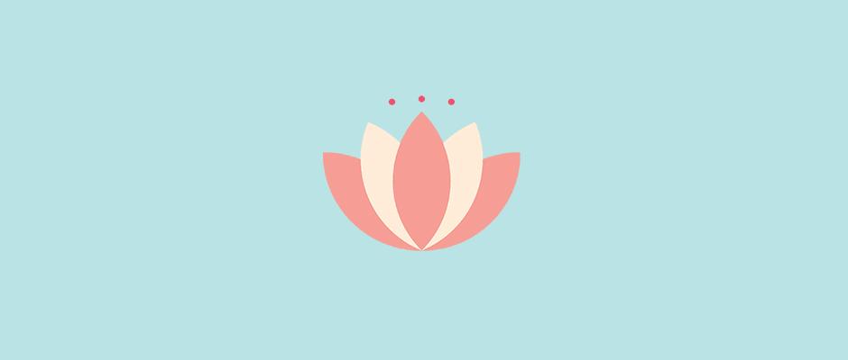 Die Seerose ist ein beliebtes Bild zur Wahrnehmung des Beckenbodens